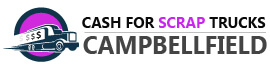 Cash For Scrap Trucks Campbellfield Logo